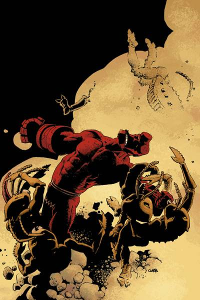 Hellboy #2: Makoma