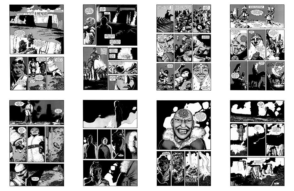 A Memory, 8 pgs