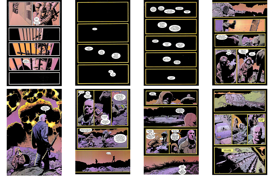 The Punisher, Part 2, 8 pgs
