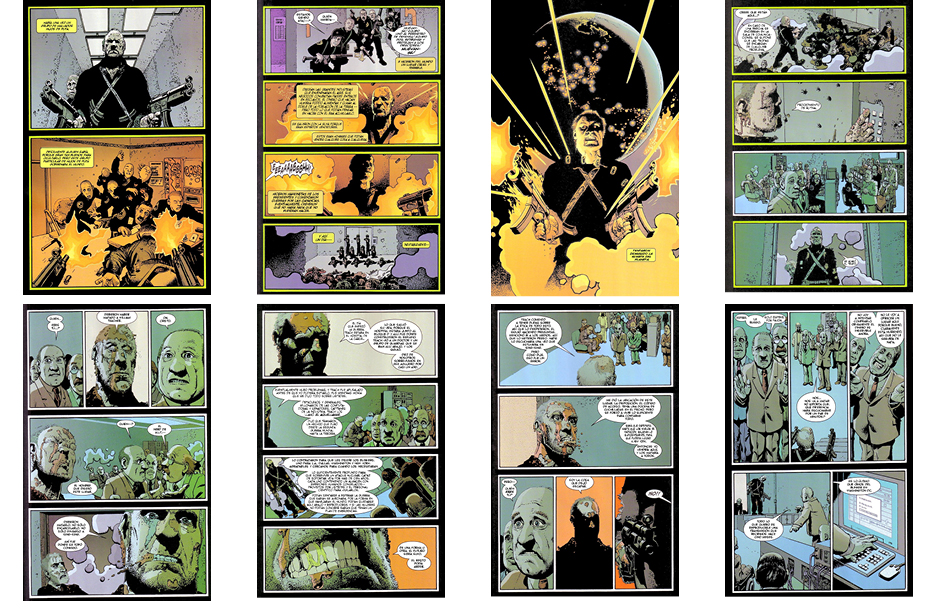 The Punisher, Part 5, 8 pgs
