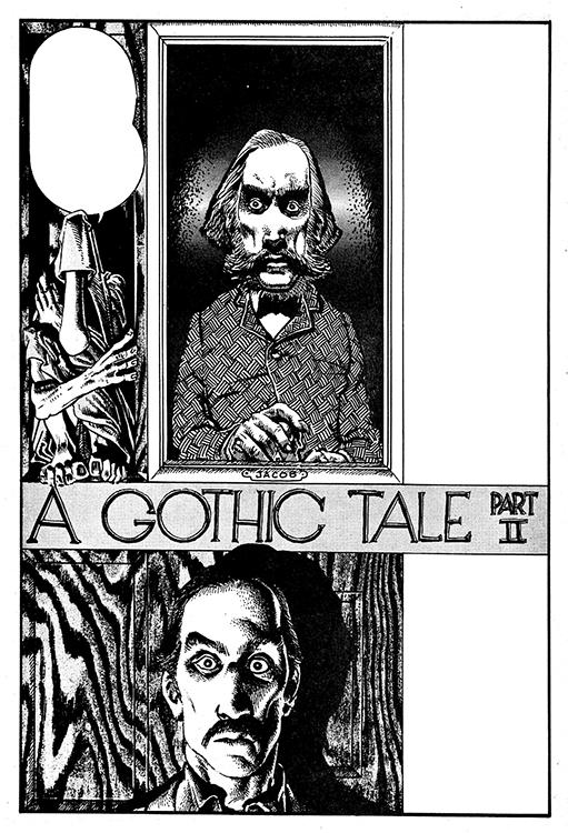 A Gothic Tale [Part 2]