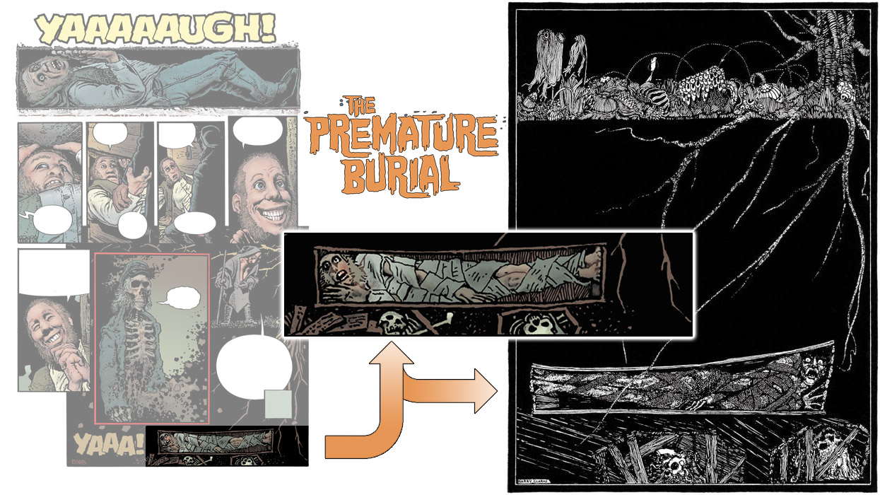 The Premature Burial Hommage