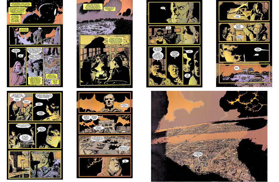 The Punisher, Part 3, 8 pgs