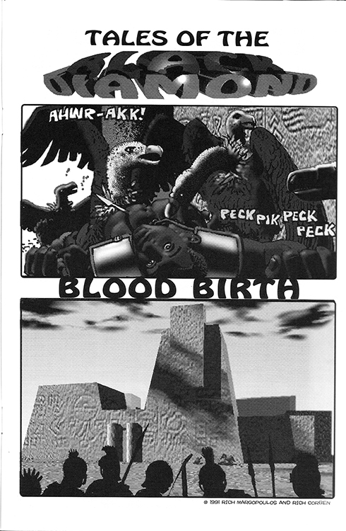 Tales of the Black Diamond, Part 1(5): Birth of Blood aka Blood Birth