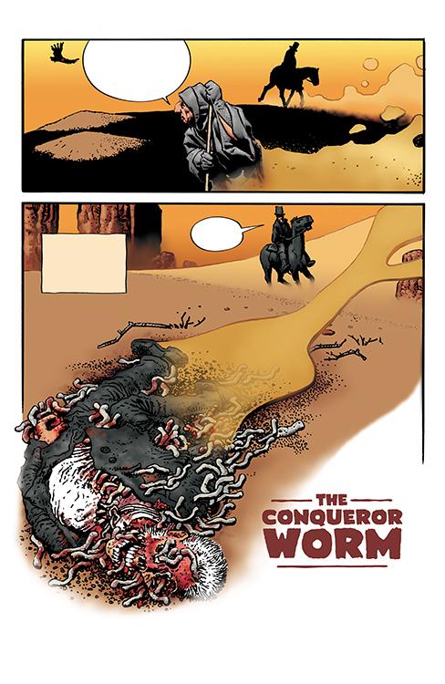 The Conqueror Worm [II]