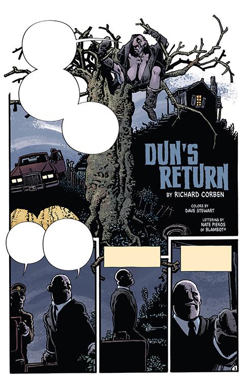 Dun's Return