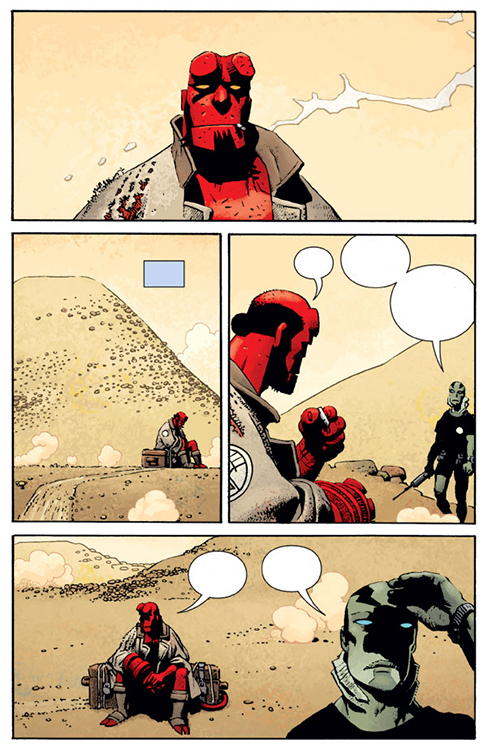 Hellboy: Hellboy in Mexico